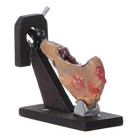 Ham figurine for DIY nativity, real h 4 cm s2