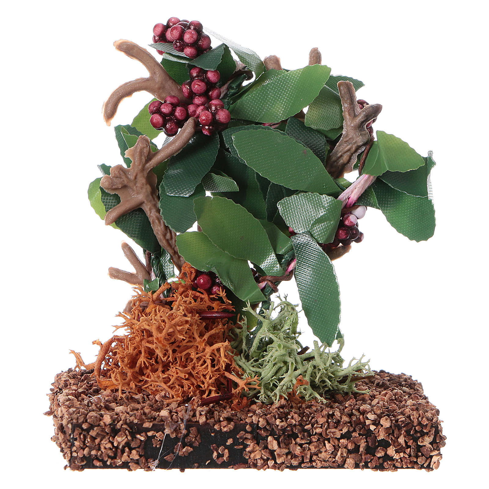 Bunches of grapes for DIY Nativity scene real height 7 cm 4
