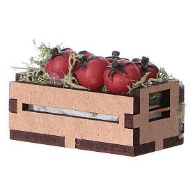Caisse de tomates 5x5x5 cm s2