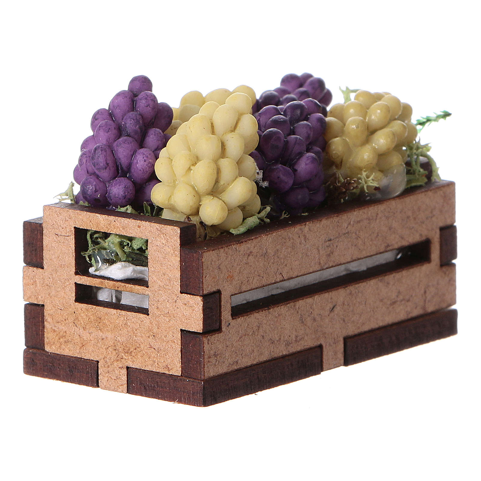 Box with grapes 5x5x5 cm 4