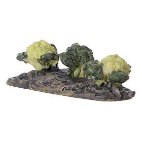 Hila de coliflores resina 5x5x5 cm s2