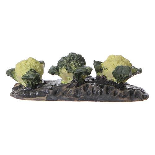 Hila de coliflores resina 5x5x5 cm 3