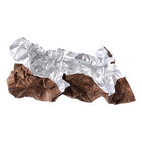 Mouldable brown rock paper, dimensions 50x70 cm s4