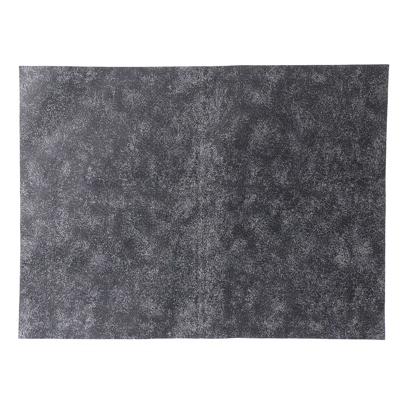 Mouldable grey rock paper, dimensions 50x70 cm 4
