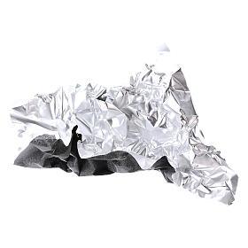 Papier à modeler roche grise 50x70 cm s4