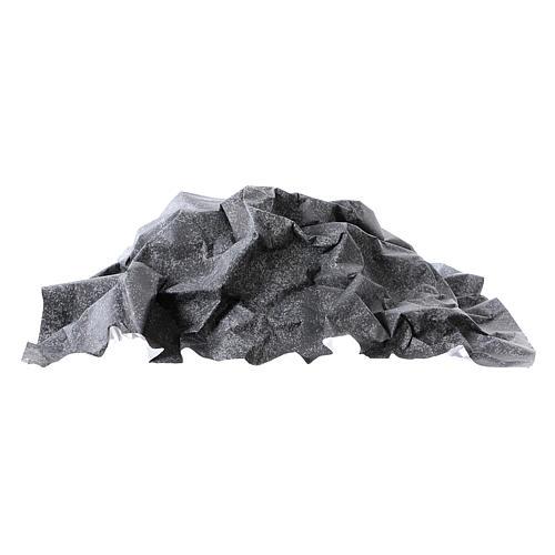 Carta modellabile roccia grigia 50x70 cm 3