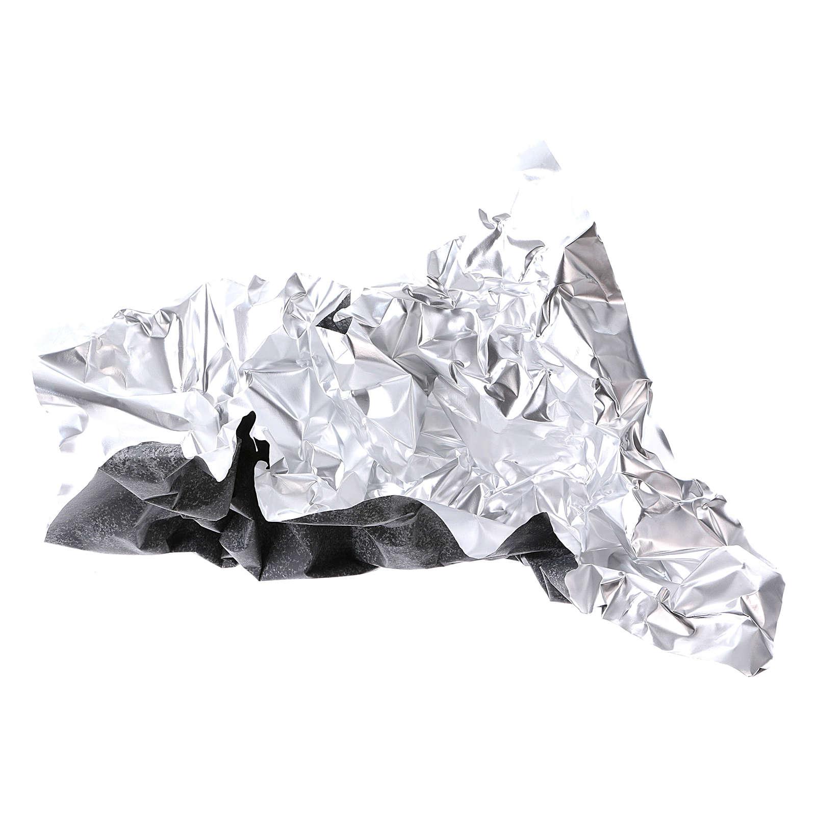 Papel moldável rocha cinzenta 50x70 cm 4