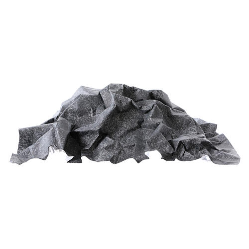 Nativity backdrop, rock grey paper 50x70 cm 3