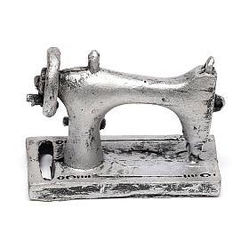 Máquina de costura 3x4x2 cm para presépio com figuras de 14-16 cm de altura média s4