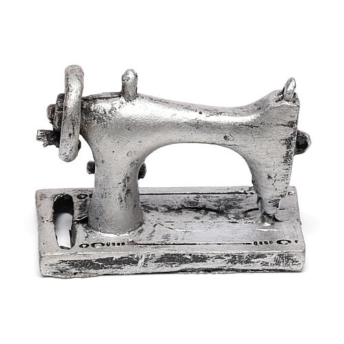 Mini sewing machine 3x4x2 cm for 14-16 cm 4