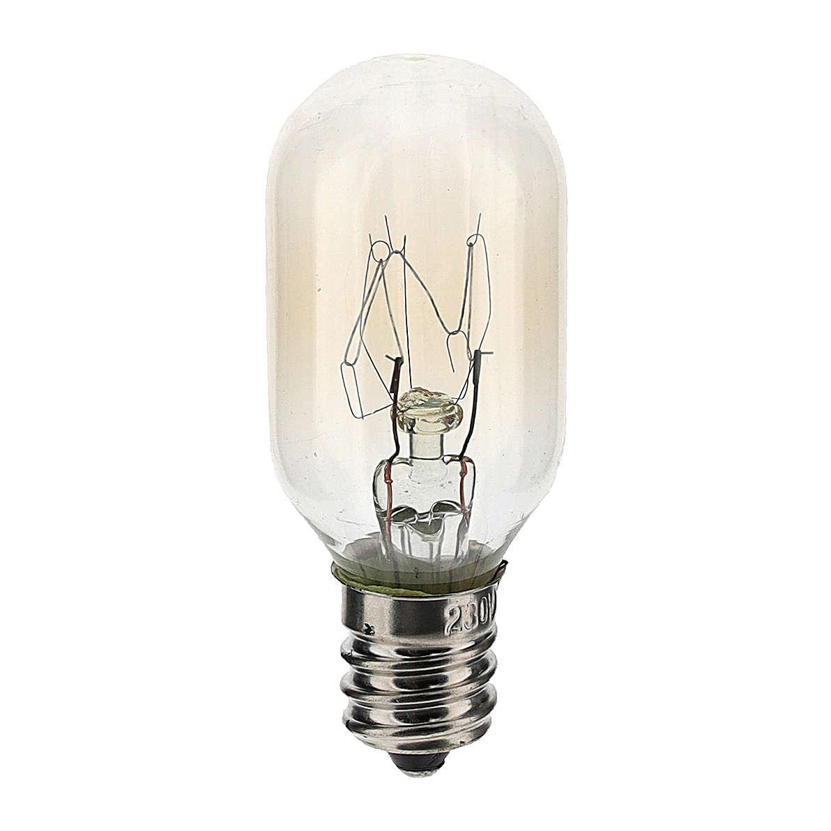 Lampadina 3 lumen 220V E12 1,5W 4