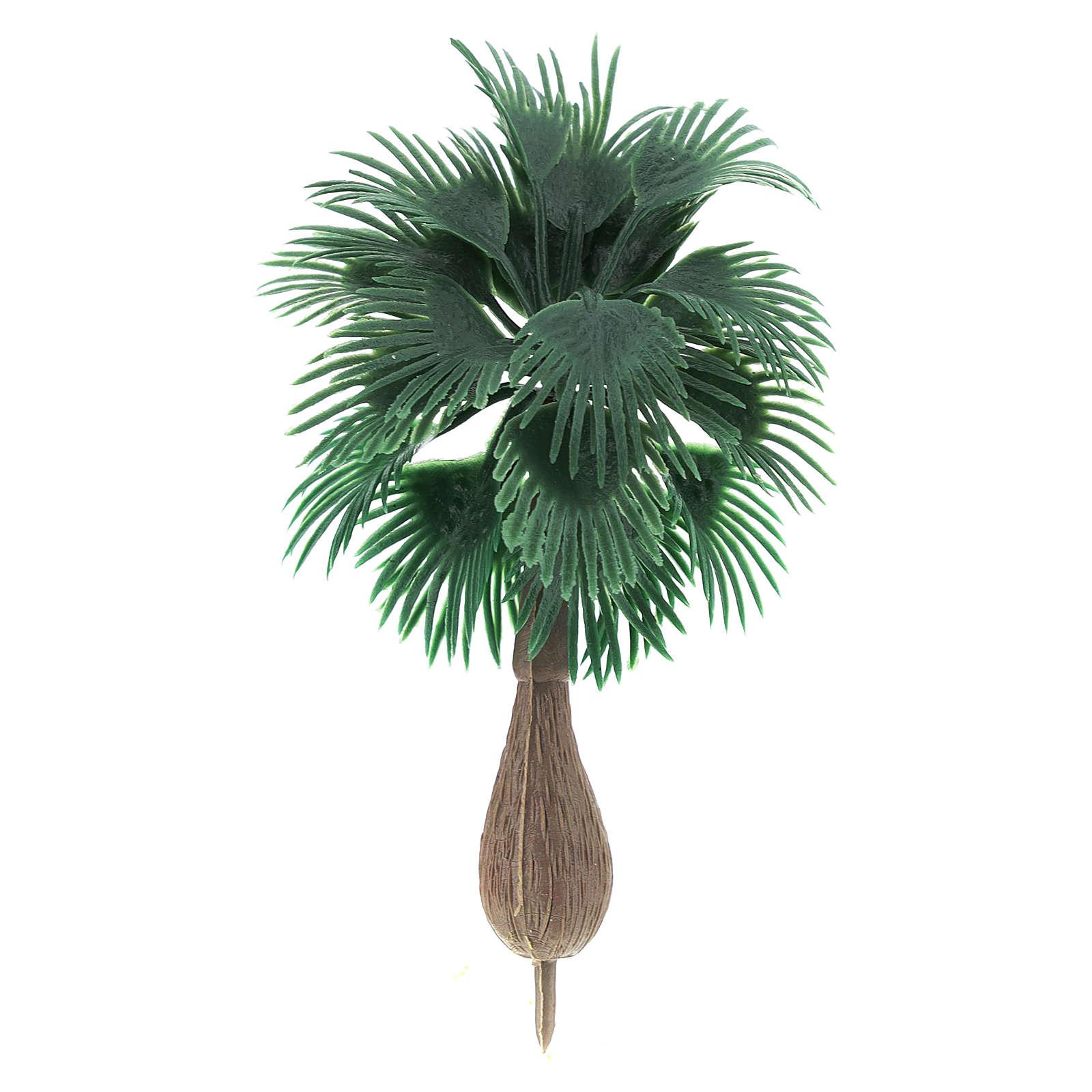 Palmier sans base pour bricolage de crèche h réelle 10 cm 4