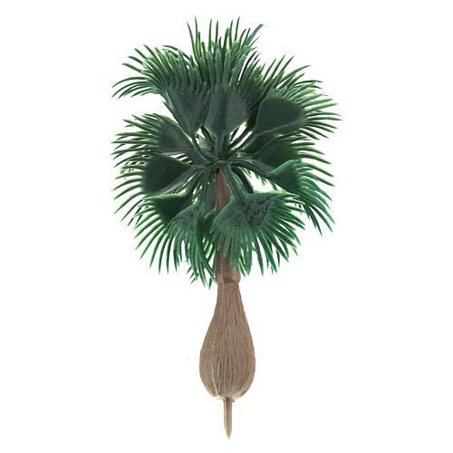 Palmier sans base pour bricolage de crèche h réelle 10 cm 2