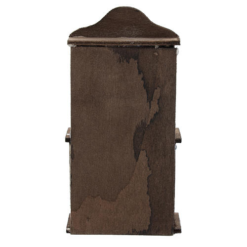 Chinero con cajonera madera belenes 11 cm 5