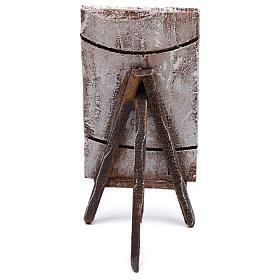 Chevalet avec tableau pour crèche de 12 cm 10x5x5 cm s4