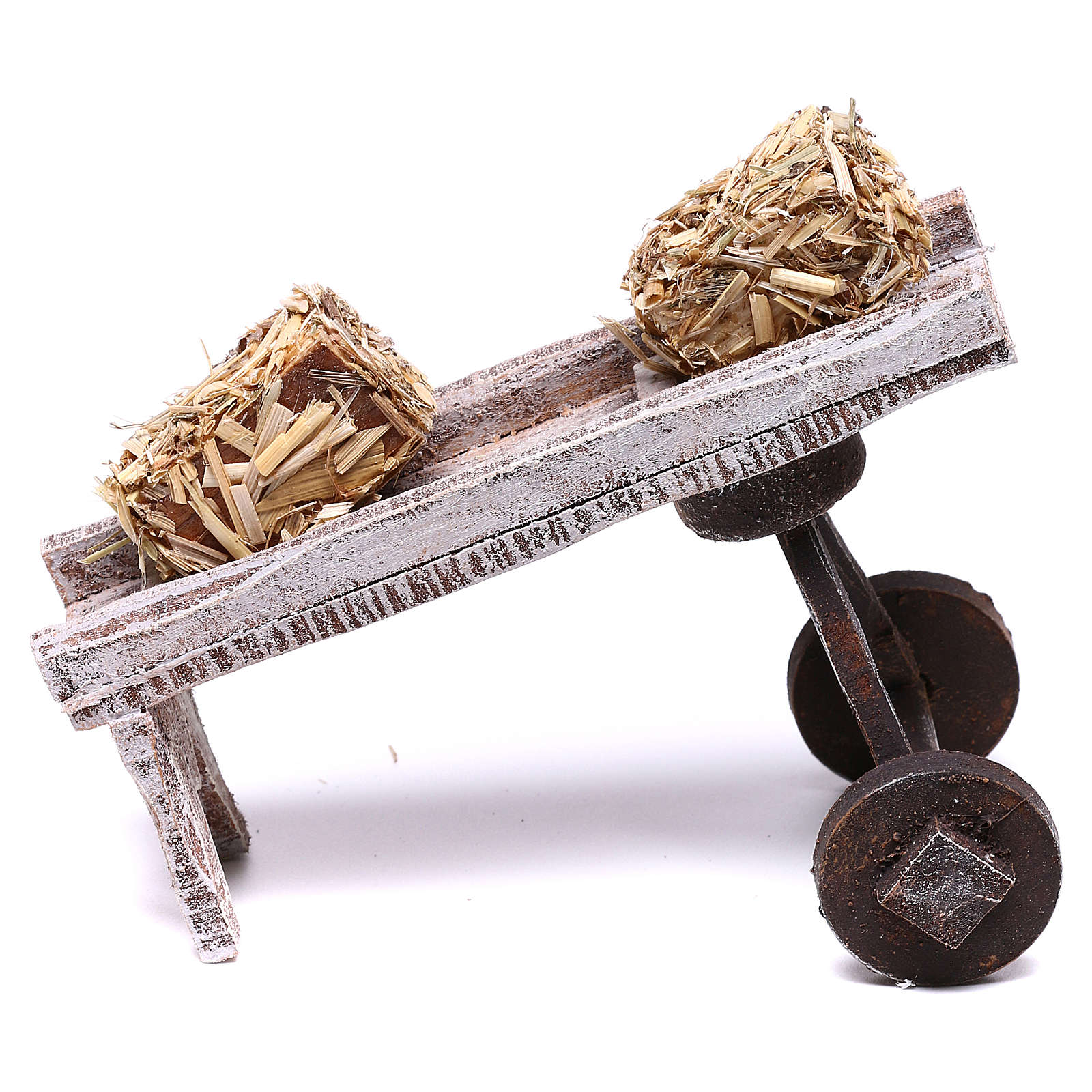 Accessory for hay of 10x10x5 cm for Nativity scene of 10 cm 4