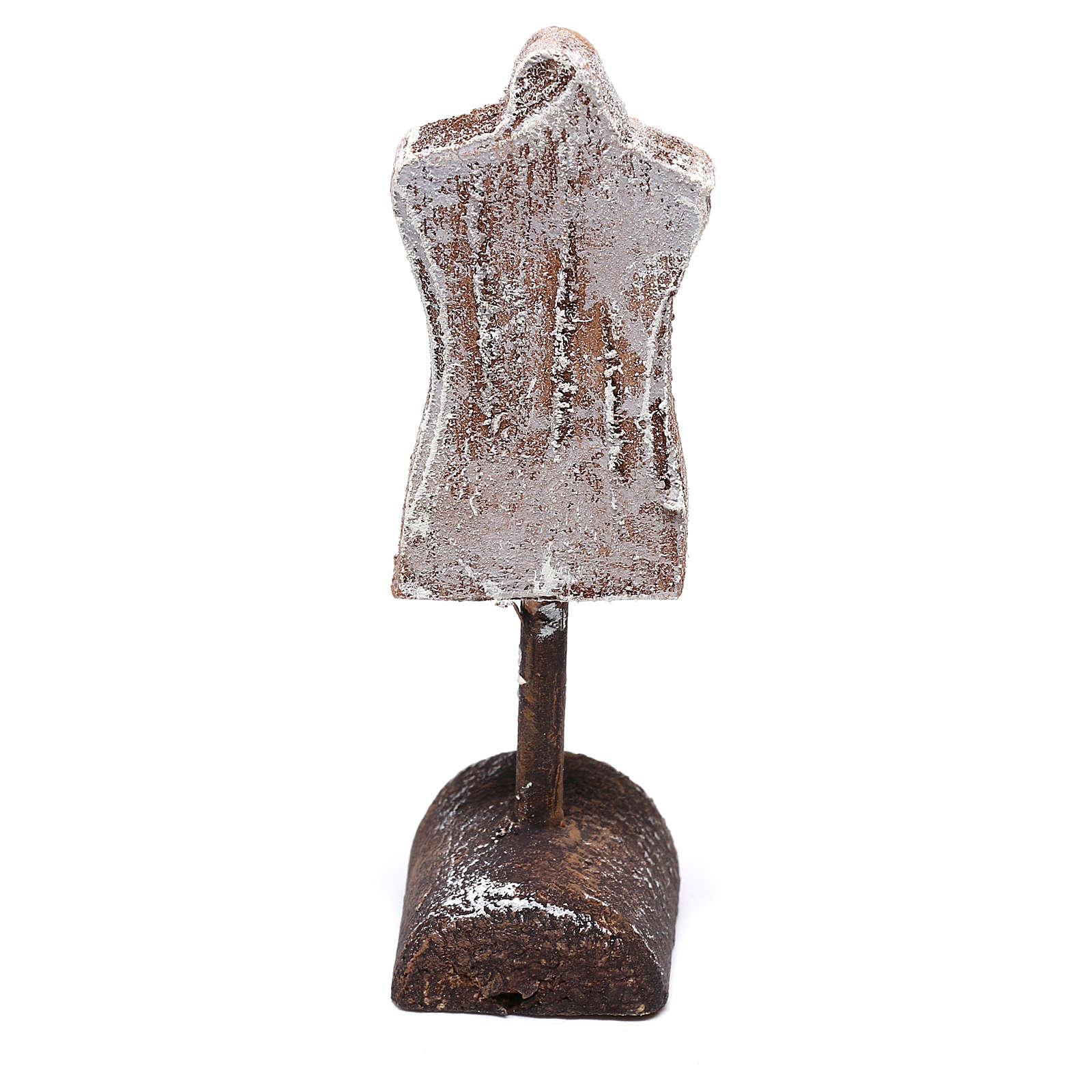 Maniquí 10x5x5 cm para belén de 12 cm 4