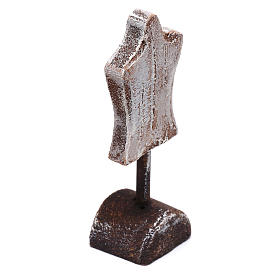 Mannequin figurine 5x5x5 cm, for 10 cm nativity s2