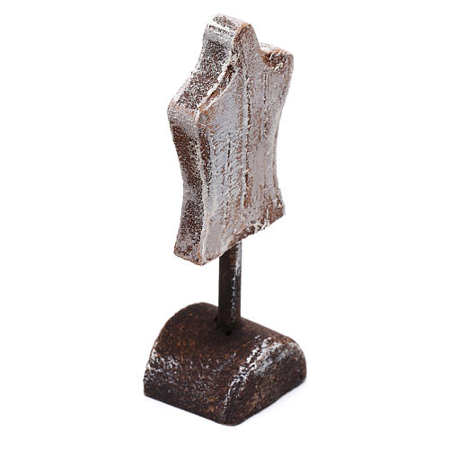Mannequin figurine 5x5x5 cm, for 10 cm nativity 2
