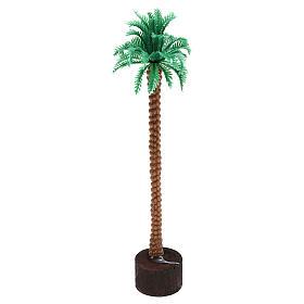 Palmier 14 cm à emboîter pour crèche s1