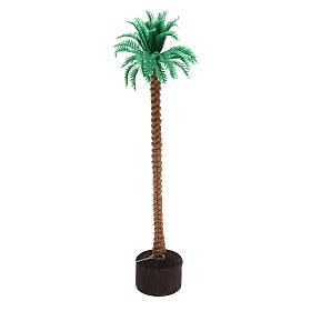 Palmier 14 cm à emboîter pour crèche s2