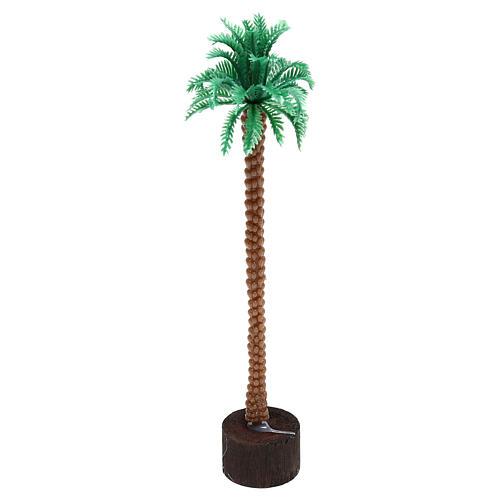 Palmier 14 cm à emboîter pour crèche 1
