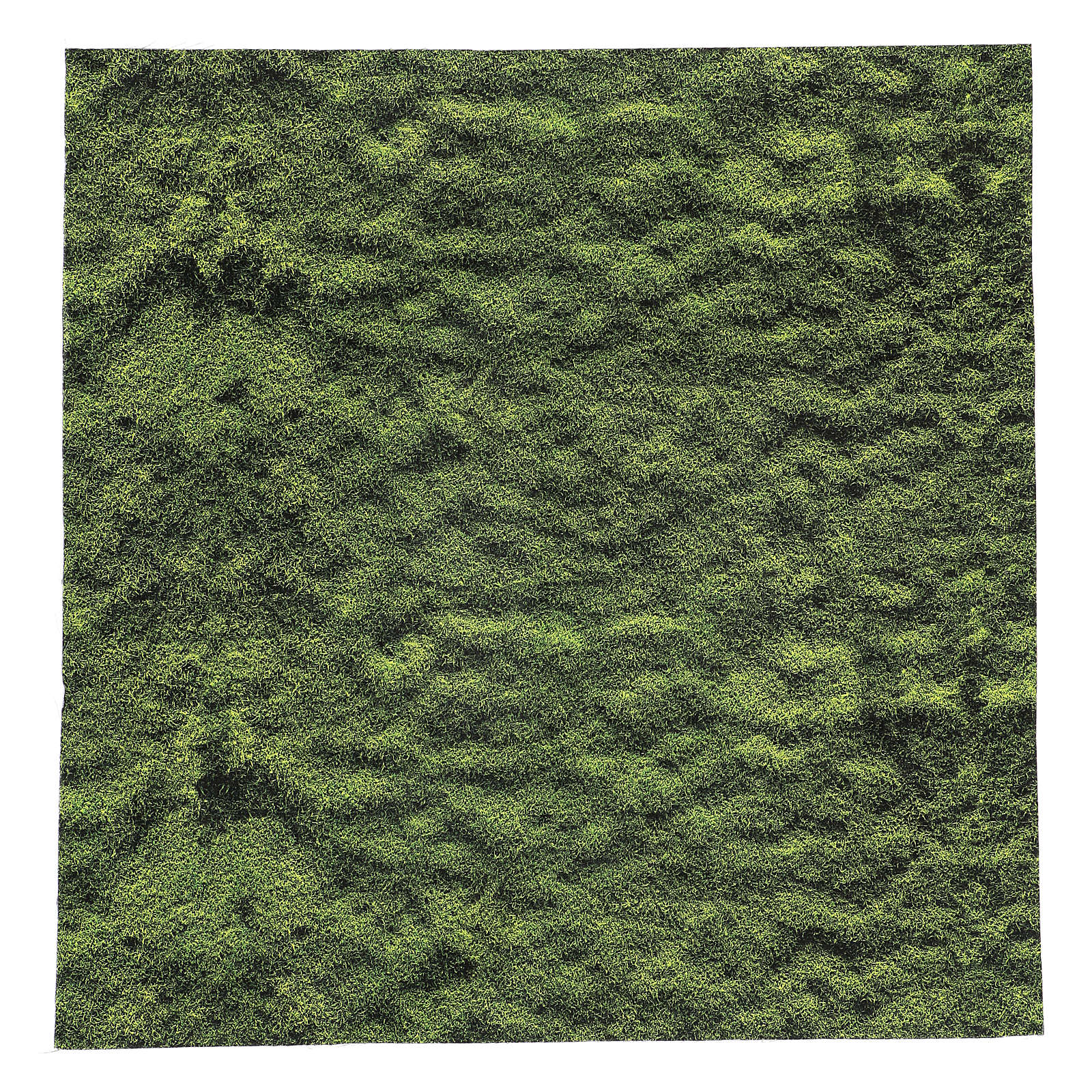 Mouldable moss paper for Nativity Scene 60x60 cm 4