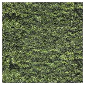 Carta modellabile muschio presepe 60x60 cm s3