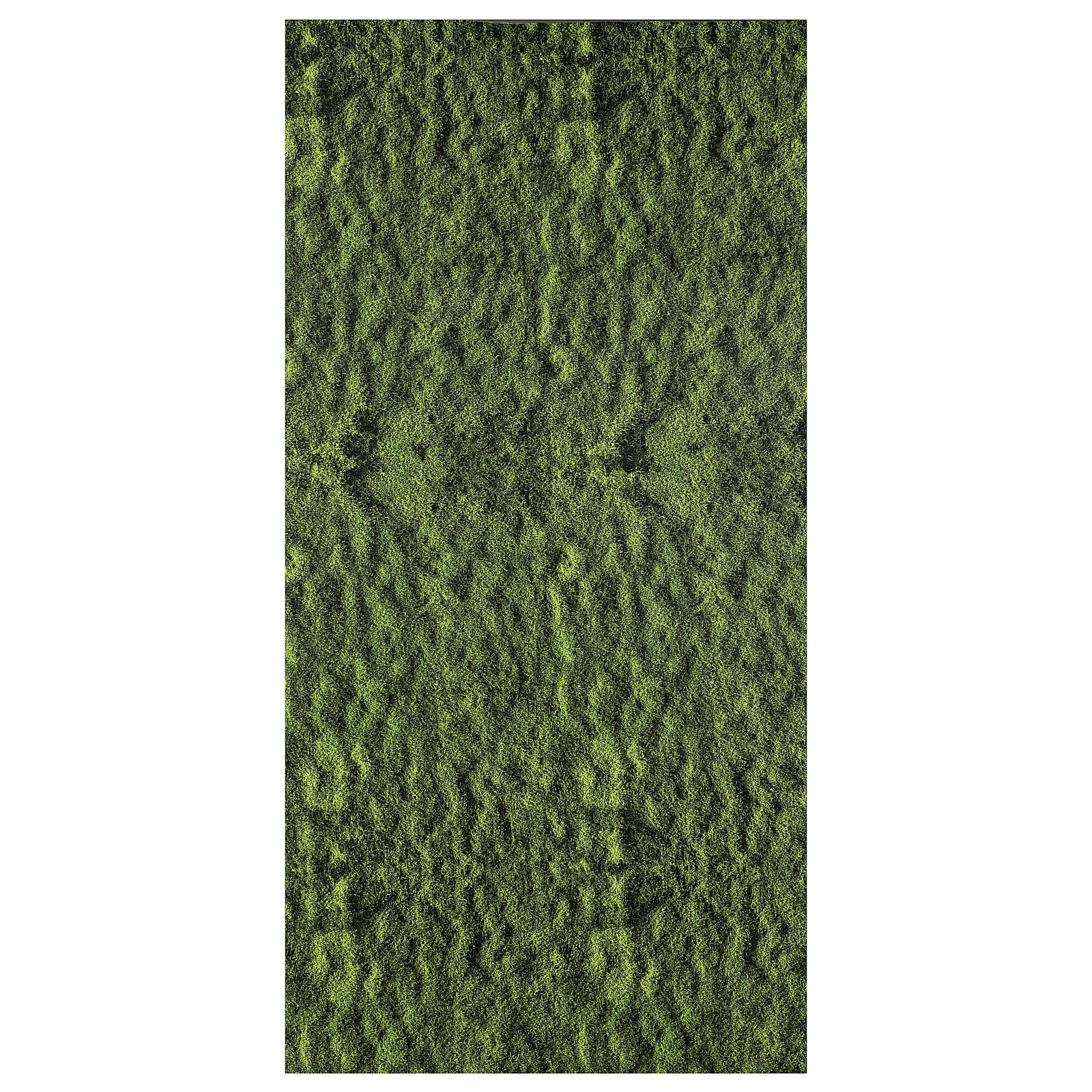 Carta muschio modellabile per presepe 120x60 cm 4