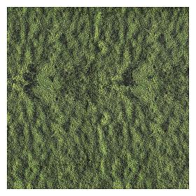 Carta muschio modellabile 120x60 cm per presepe s3