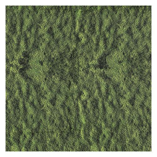 Carta muschio modellabile 120x60 cm per presepe 3