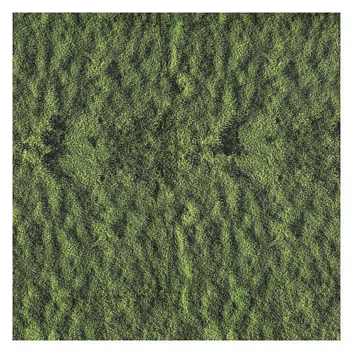 Carta muschio modellabile per presepe 120x60 cm 3