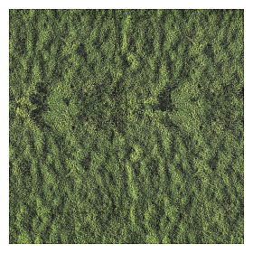 Nativity backdrop moss paper 120x60 cm s3
