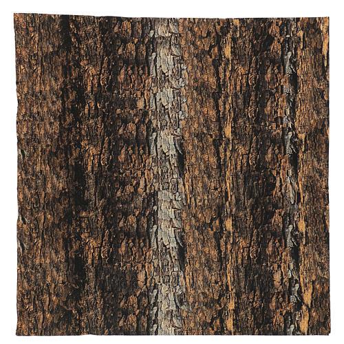 Carta modellabile sughero 60x60 cm per presepe 3