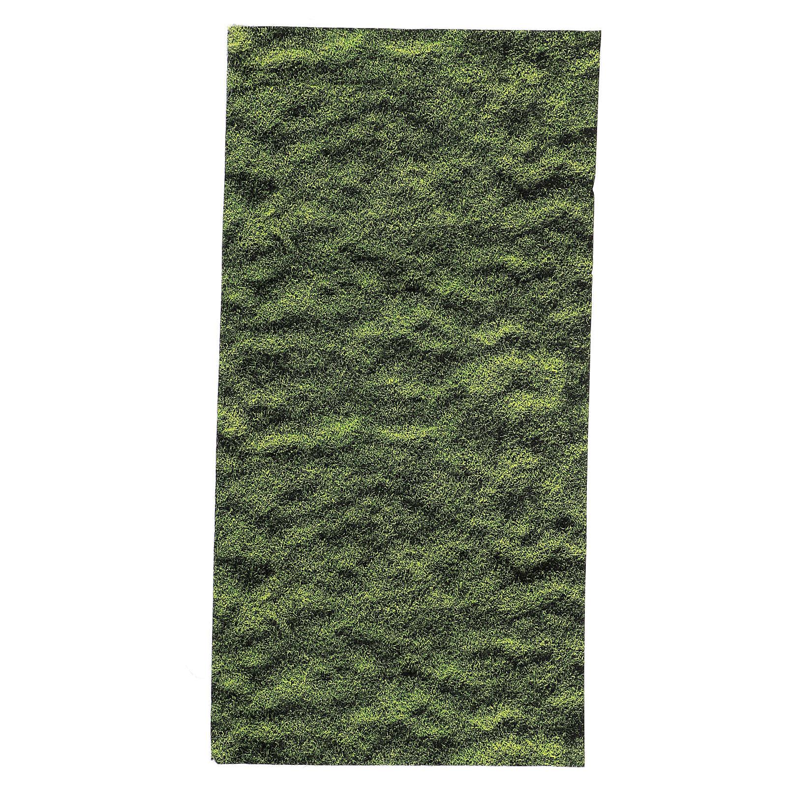 Papel musgo belén 60x30 cm modelable 4