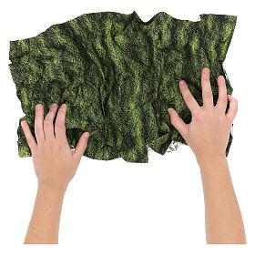 Papier mousse crèche 60x30 cm à modeler s2