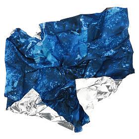 Water paper for Nativity scene 60x60 cm s4