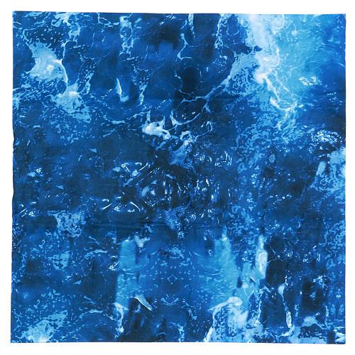 Water paper for Nativity scene 60x60 cm 1