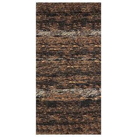 Nativity background paper, cork moldable 120x60 cm s1