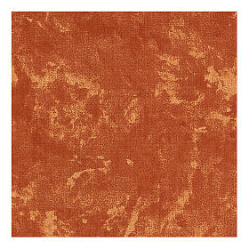 Papier à modeler terre rouge 30x30 cm pour crèche s3
