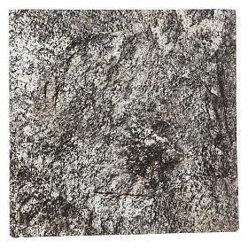 Papier do modelowania skała 30x30 cm, do szopek s1