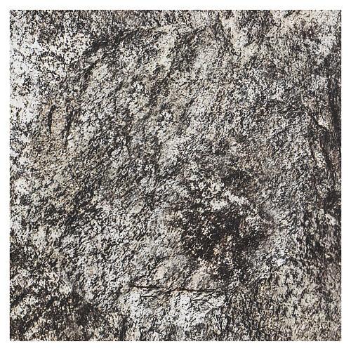 Papier do modelowania skała 30x30 cm, do szopek 3