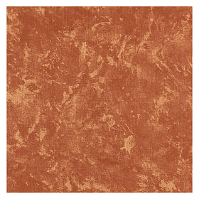 Carta tierra roja modelable 60x30 cm para belenes s3