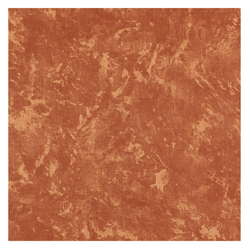 Carta tierra roja modelable 60x30 cm para belenes 3