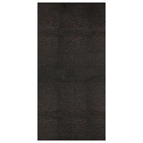 Black dirt paper nativity background 120x60 cm s1