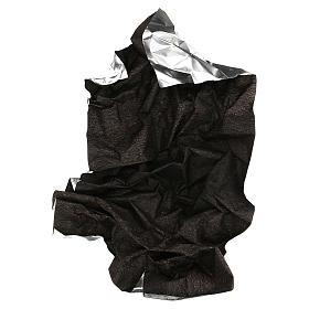 Papel tierra oscura modelable 120x60 cm para belenes s4