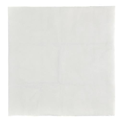 Modellierbares Papier Schneeflocken Effekt 60x60cm 1