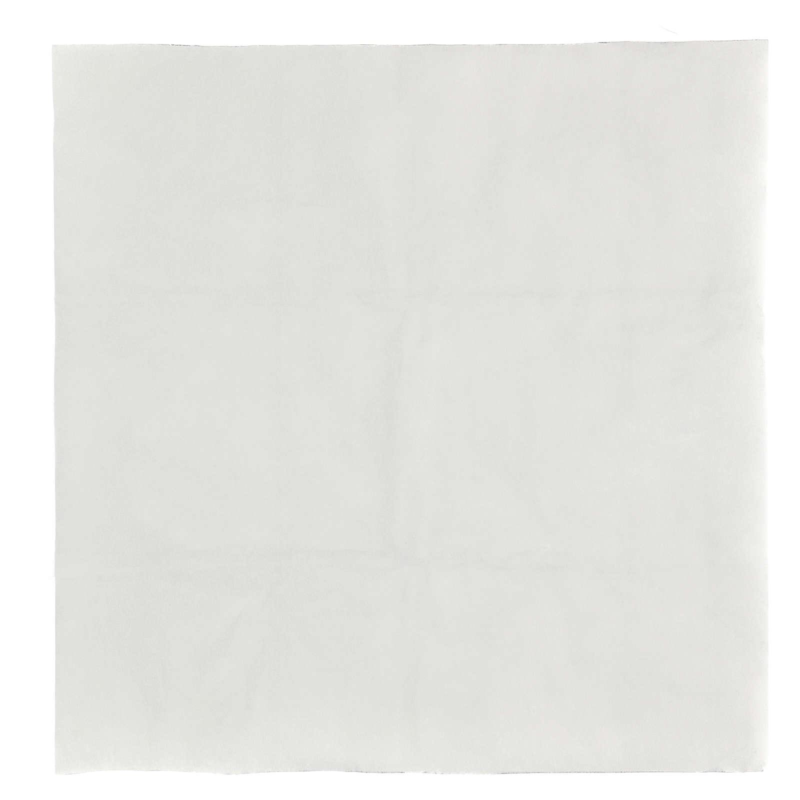 Carta ovattata neve modellabile 60x60 cm per presepi 4