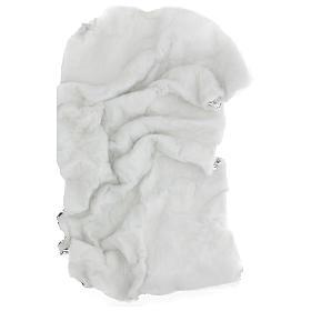 Papel nieve modelable 120x60 cm para belenes s3