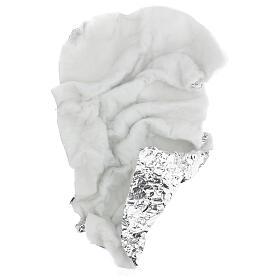 Papier neige pliable pour crèche s4